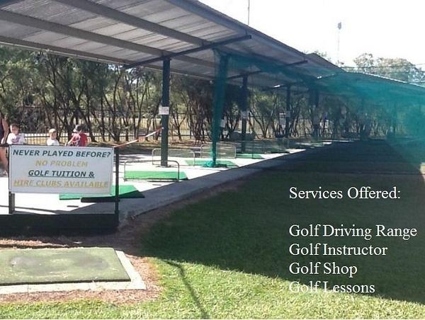 Marsden QLD Golf Shop || (073) 803-6976 by NicholasGibson