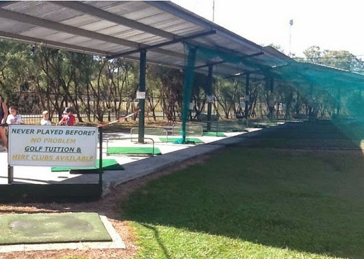 Golf Driving Range Marsden QLD || (073) 803-6976