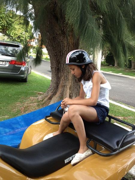 Hardcore quad rider by SalvadorVicentebanuelos