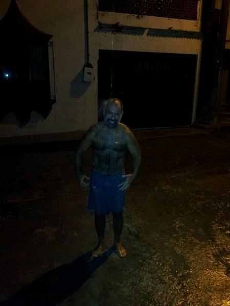 Best shower in Mazatlan by SalvadorVicentebanuelos
