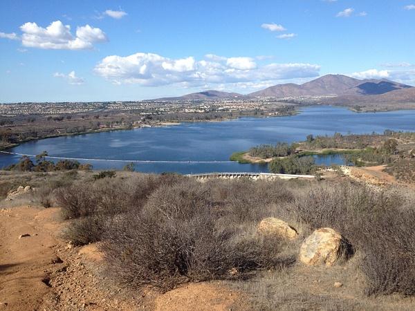 Otay Lake by SalvadorVicentebanuelos