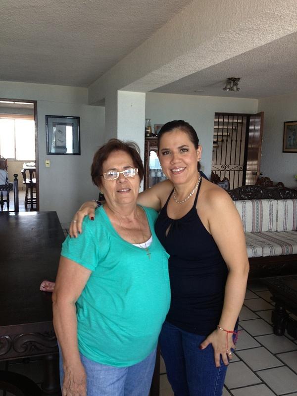 Grandma and ma