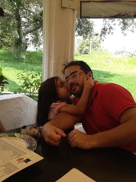 Cousin and Uncle by SalvadorVicentebanuelos