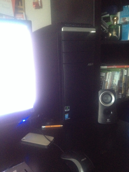 New gaming PC by SalvadorVicentebanuelos