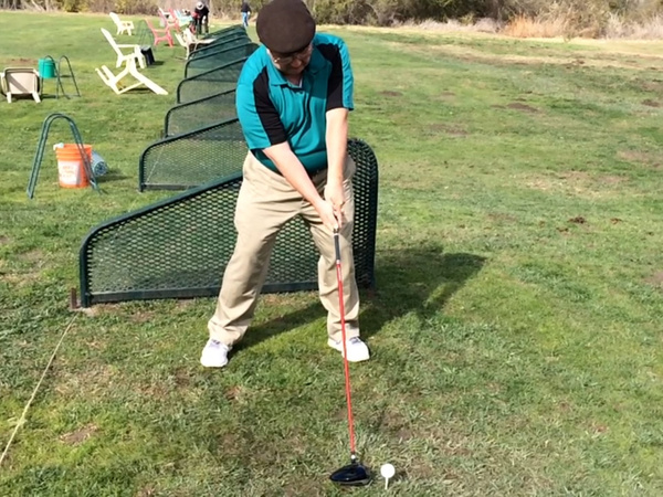 Golf day by SalvadorVicentebanuelos