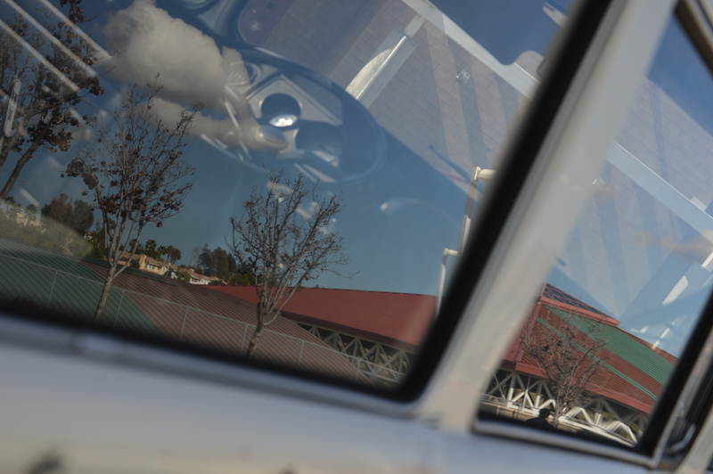 reflections are cool