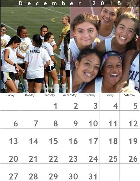 Calendars by YasminRodriguez