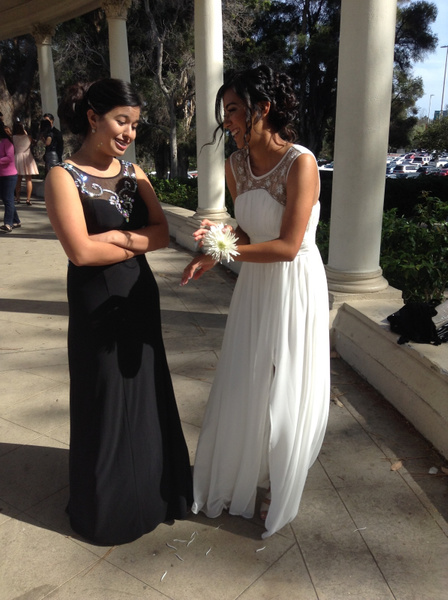 Prom pictures by YasminRodriguez