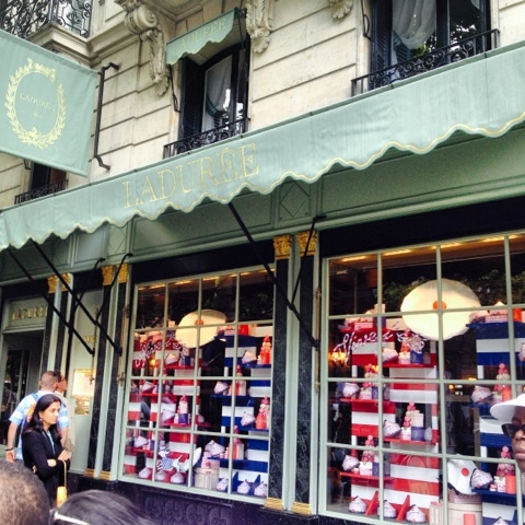 Laduree by SummerMartin