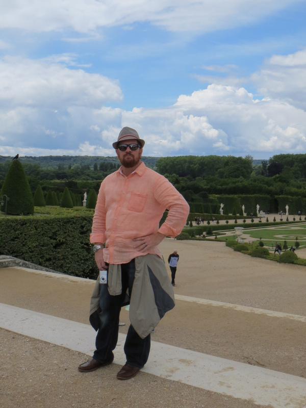 Todd-Garden of Versailles
