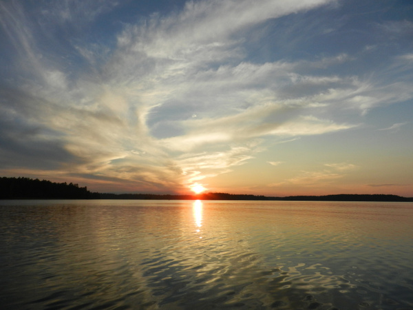 Vuoksa aug 2014 by DmitriyVshelegov