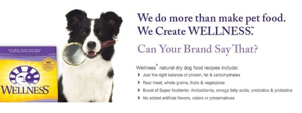 Wellness dog food by Freddie1johnson