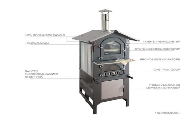 wood burning ovens by James1norton