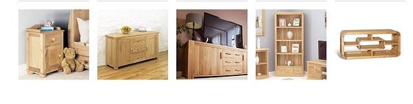 oak furniture by Reece1freeman