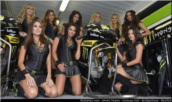 Monster Energy Girls0150 by Danilomosko
