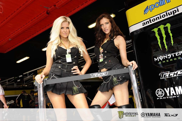 Monster Energy Girls0133 by Danilomosko