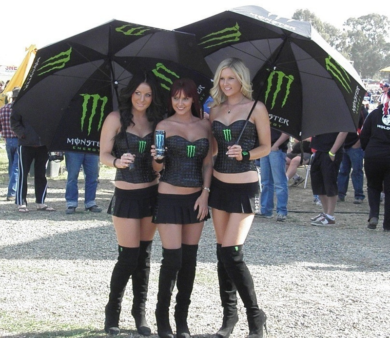 Monster Energy Girls0127