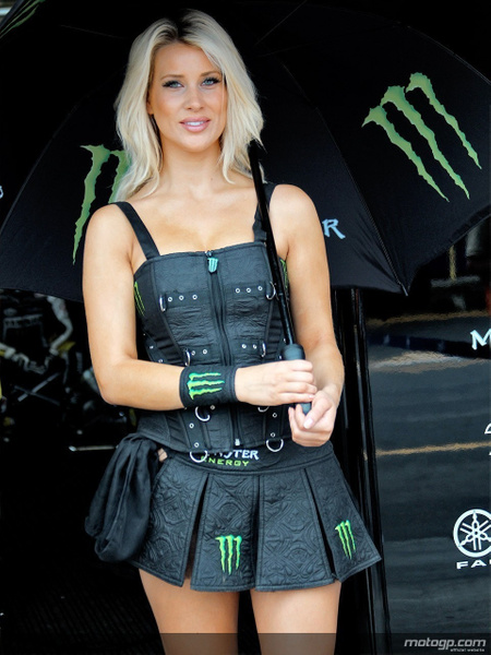 Monster Energy Girls0110 by Danilomosko