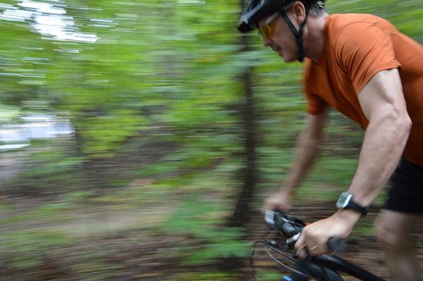 Biking 1 by Mary-Kate Sherer