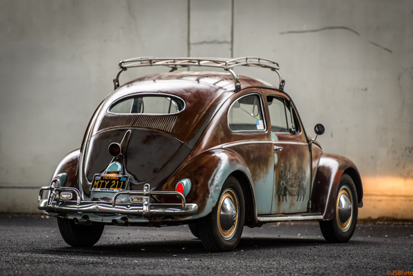1956 Beetle by Jsbfoto