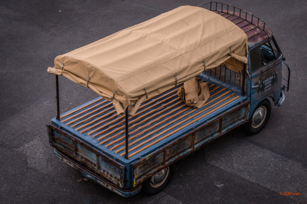Singing Pines VW Truck by Jsbfoto