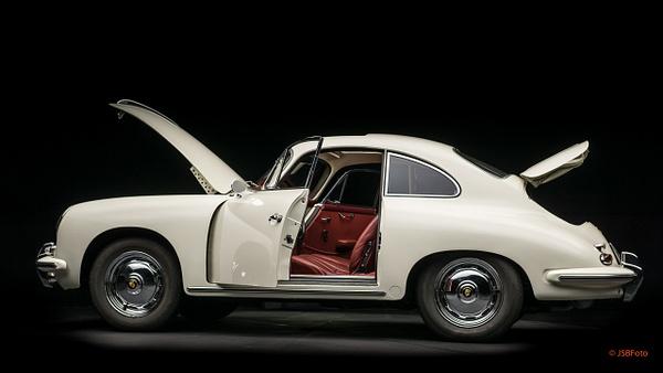 1960 Porsche 356 by Jsbfoto