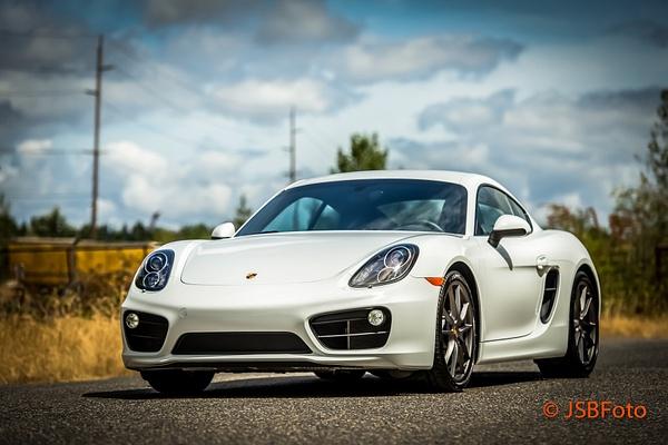 2014 Porsche Cayman S by Jsbfoto