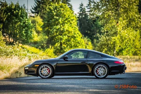 2009 Porsche Carrera S by Jsbfoto