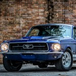 Fastback Mustang