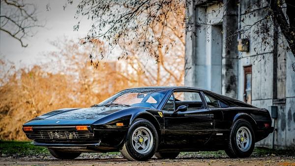 1978 GTB Black by Jsbfoto