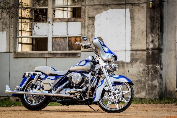 1998 Harley by Jsbfoto
