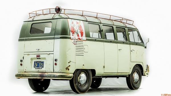 1956 Bus by Jsbfoto