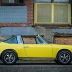 1973.5 Light Yellow Targa