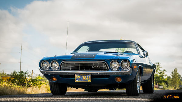 1972 Challenger by Jsbfoto