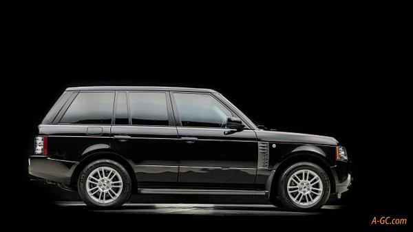 2011 Range Rover HSE by Jsbfoto
