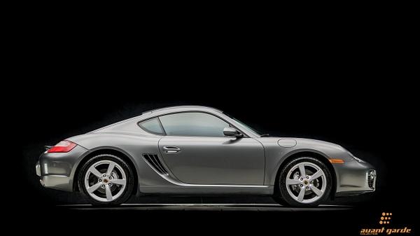 2008 Porsche Cayman by Jsbfoto