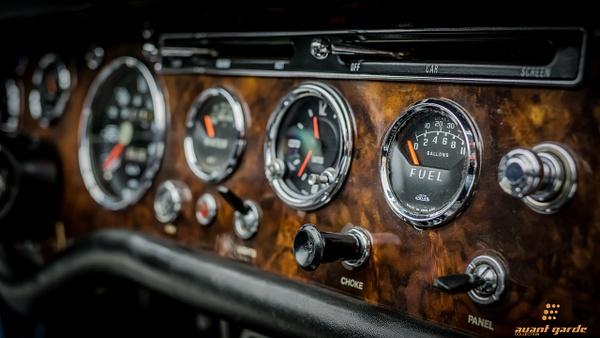 1963 Alpine GT by Jsbfoto