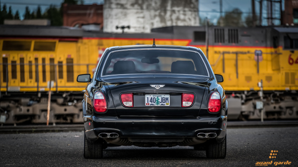 2005 Bentley Arnage by Jsbfoto
