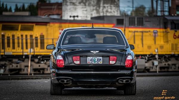 2005 Bentley Arnage by Jsbfoto