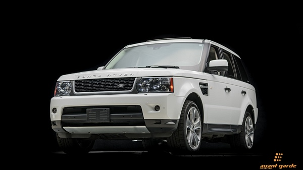 2011 Range Rover Sport Supercharged White by Jsbfoto