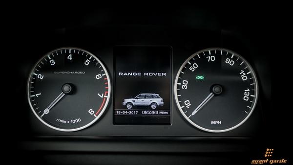 2012 Range Rover Supercharged Black by Jsbfoto