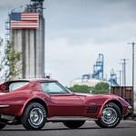 1970 454 4spd Corvette