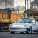 White 1981 Porsche 930 Turbo