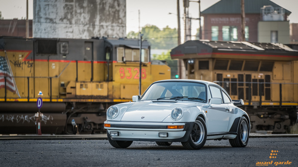 White 1981 Porsche 930 Turbo by Jsbfoto