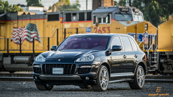 2008 Cayenne Turbo by Jsbfoto