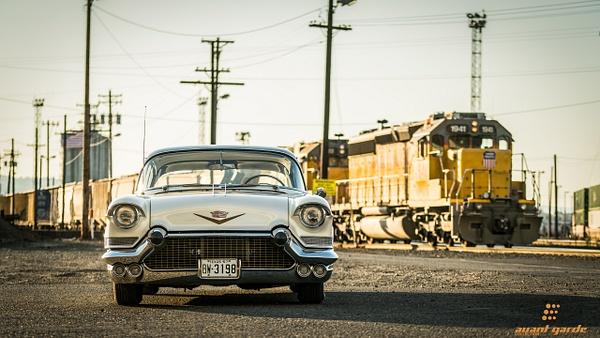 57 Cadillac by Jsbfoto