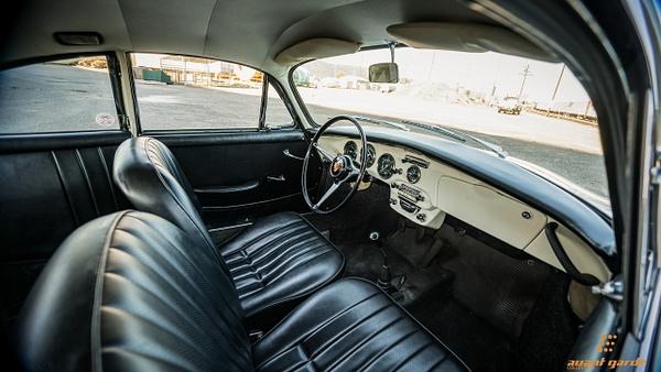 1964 Porsche 356 SC Coupe by Jsbfoto