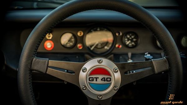 1966 Shelby GT40 by Jsbfoto