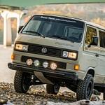 1989 VW Doka Syncro