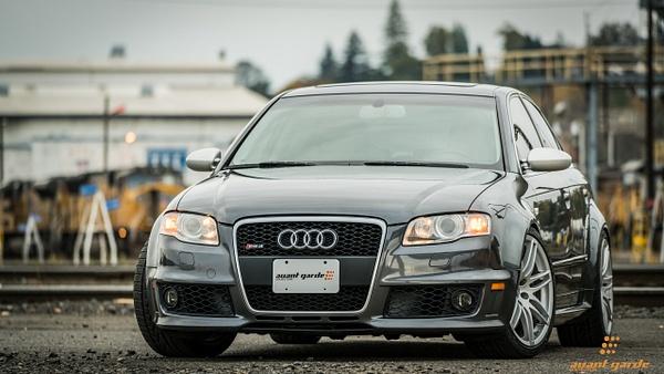 2007 Audi RS4 by Jsbfoto
